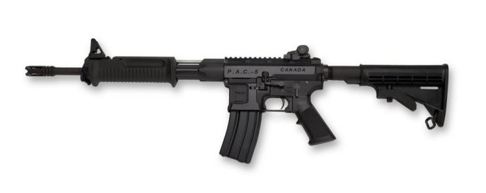 pump action ar 15 - 700×279