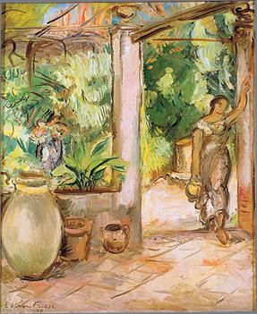 Эмиль Отон Фриез  девушка с кувшином 1924.jpg (287x351, 87Kb)