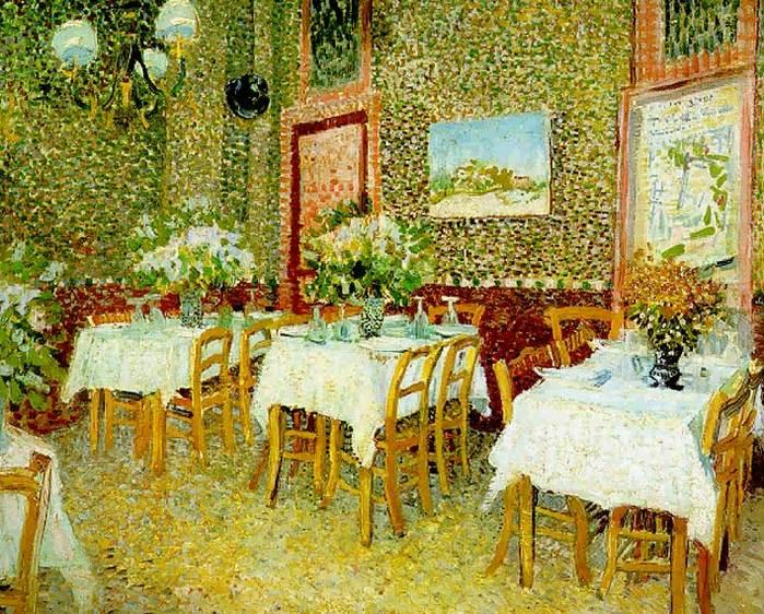 Винсент ван Гог интерьер рестор 1887.jpg (699x562, 116Kb)