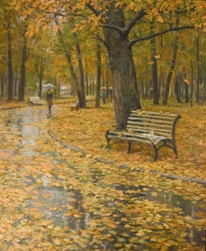 Станислав  Брусилов  Скамейка.jpg (411x500, 114Kb)
