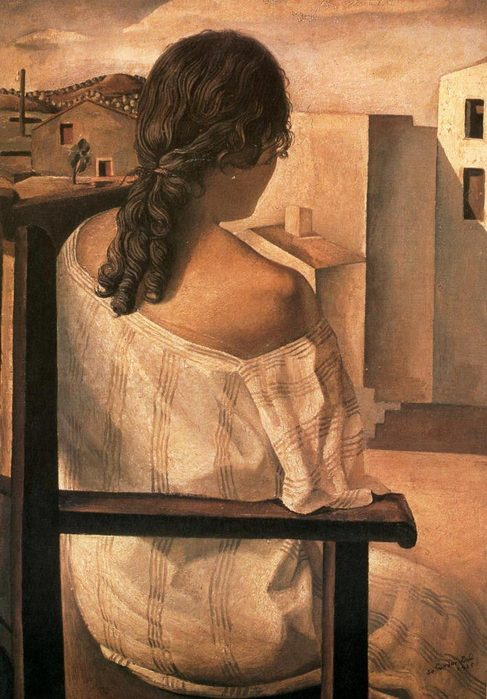 дали.молодая женщина увиденная со спины.jpg (487x699, 73Kb)