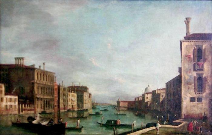 микеле мариески большой канал в венеции.jpg (700x448, 81Kb)