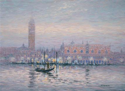 венеция  La sera.jpg (428x312, 27Kb)
