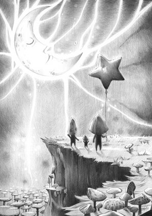 3327093__Watching_The_Moon__by_Vegetka[1].jpg (300x426, 33Kb)