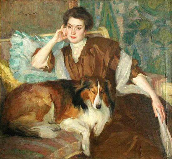 иосиф браз портрет жены 1907г.jpg (550x508, 68Kb)