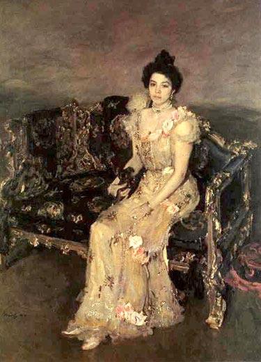 серов Портрет Софьи Боткиной, 1899.jpg (375x520, 44Kb)