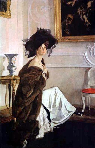 Портрет княгини Ольги Орловой 1911.jpg (335x520, 35Kb)