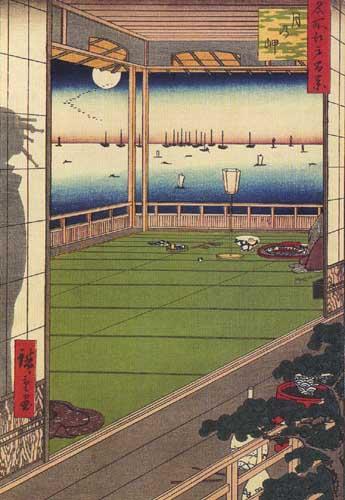 Андо Хиросигэ Луна над мысом 1857.jpg (345x500, 46Kb)