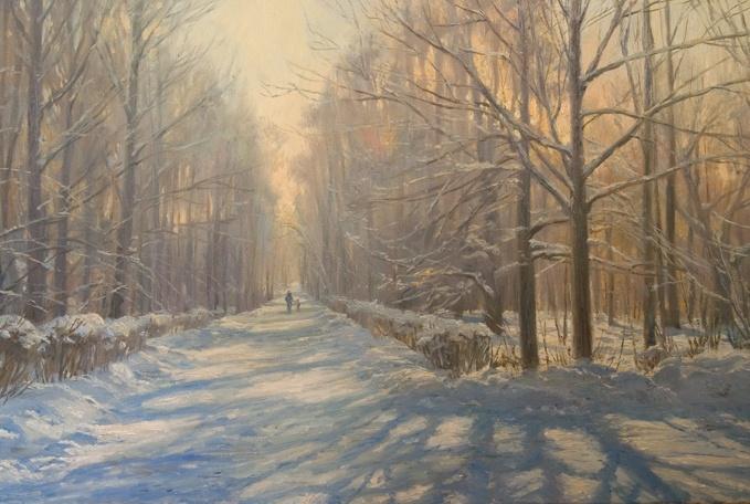 станис.брусилов Зима в парке artlib_gallery.jpg (679x456, 133Kb)