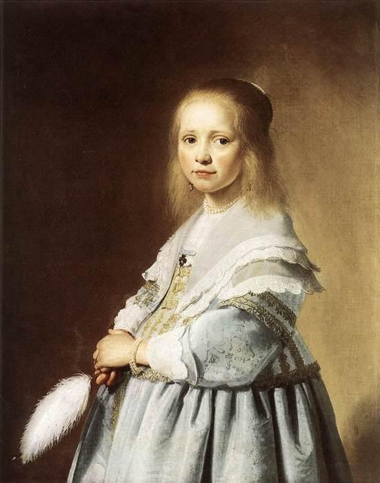 Jan Cornelisz Verspronck девочка в голубом 1611.jpg (551x699, 46Kb)