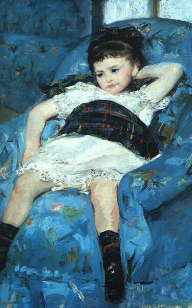 КАССАТТ Мэри (1844-1926) маленькая девочка.jpg (375x600, 37Kb)