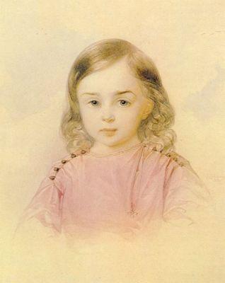 владимир  гау портрет м.и. бек в детстве 1841.jpg (318x400, 13Kb)