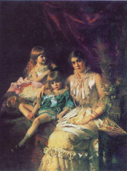константин маковский Семейный портрет. 1882.jpg (523x700, 35Kb)