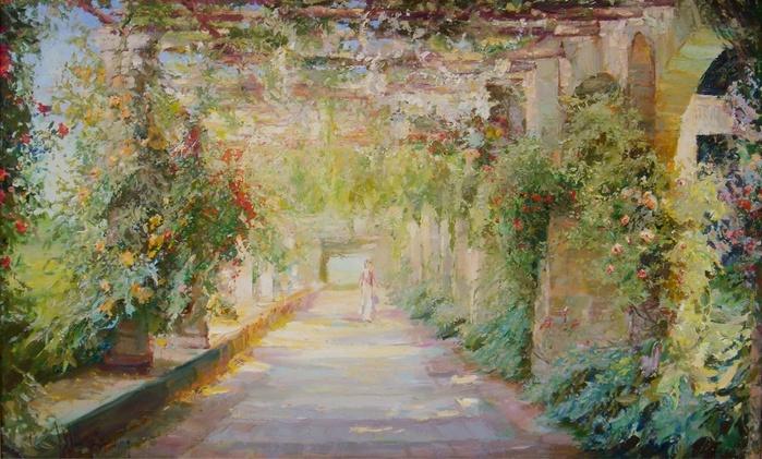Галерея роз в старом парке мария щербинина.jpg (699x421, 159Kb)