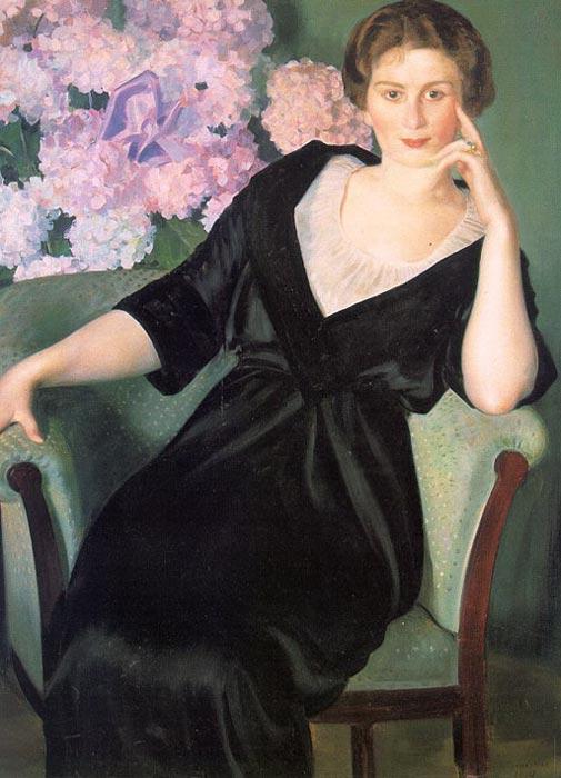 Портрет Ренэ Нотгафт 1914 кустодиев.jpg (505x700, 60Kb)