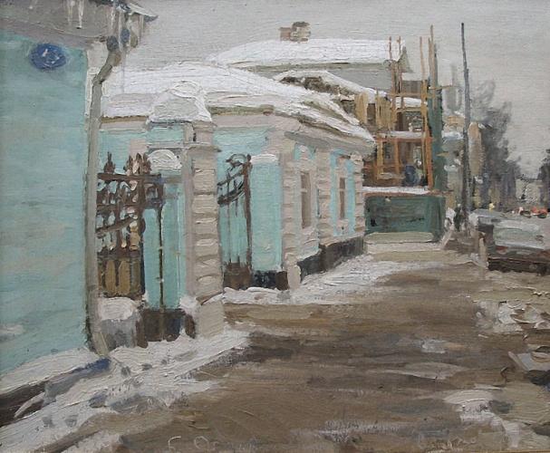сергей смирнов. Москва. По Большой Ордынке.jpg (607x500, 140Kb)