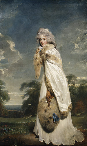 Elisabet Farren Countess of Derby,1790  Сэр Томас Лоуренс англ. 1769-1830.jpg (300x500, 46Kb)