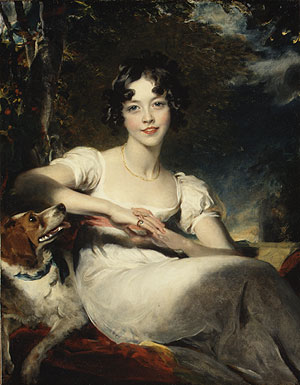 Lady Harriet Maria Conyngham Lady Somerville cэр Томас Лоуренс.jpg (300x385, 31Kb)