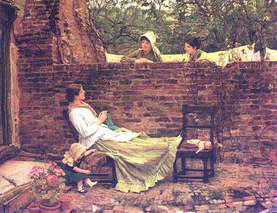 waterhouse_good_neighbours 1885.jpg (540x415, 78Kb)