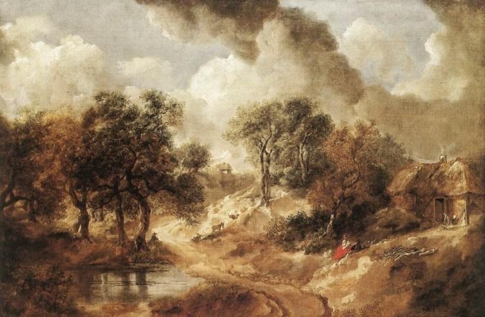 гейнсборо пейзаж в суффолке 1750.jpg (700x458, 115Kb)
