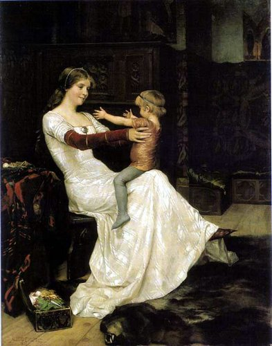 Альберт Эдельфельт Королева Бланка 1877 финляндия.jpg (393x500, 44Kb)