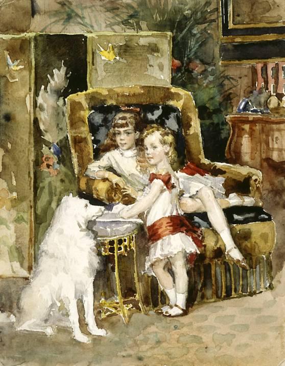 В детской  1885.jpg (558x718, 78Kb)
