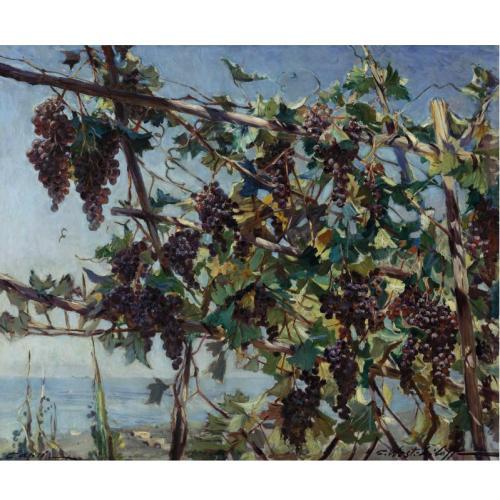 Константин Вещилов (1877-1945).Капри.jpg (500x500, 51Kb)