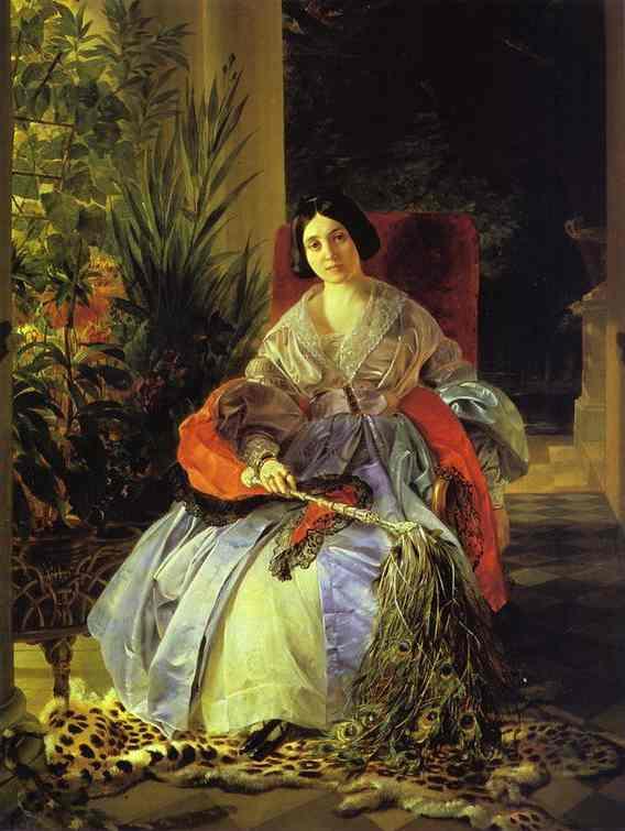 брюлов  портрет княгини елизаветы павловны салтыковой, 1841.jpg (568x755, 39Kb)