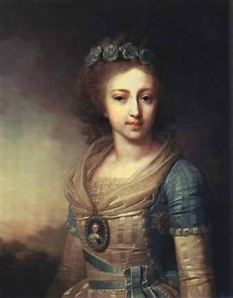 В.Боровиковский Портрет  Елены Павловны 1796.jpg (339x433, 34Kb)