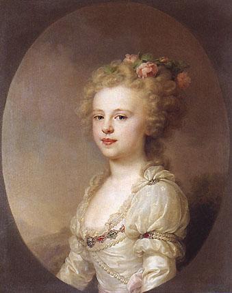 Лампи Портрет великой  княжны Александры Павловны 1792.jpg (339x429, 38Kb)