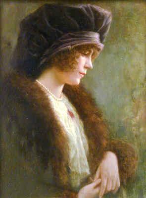 Женский портрет  Кон. Маковский 1834-1915.jpg (295x400, 12Kb)