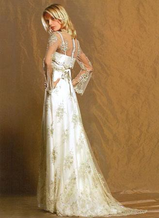 Сшить длинное платье своими руками