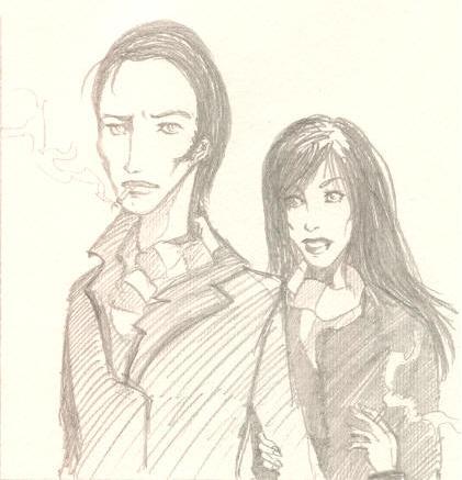 bellatrix and rodolphus - 421×437