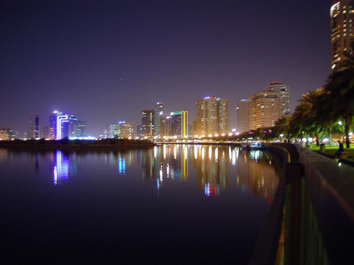 Картинки городов ночью