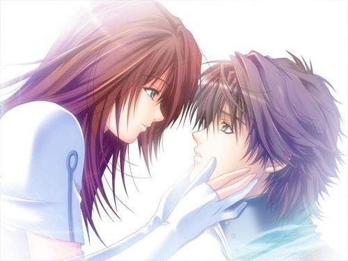 Рубрики любовь аниме