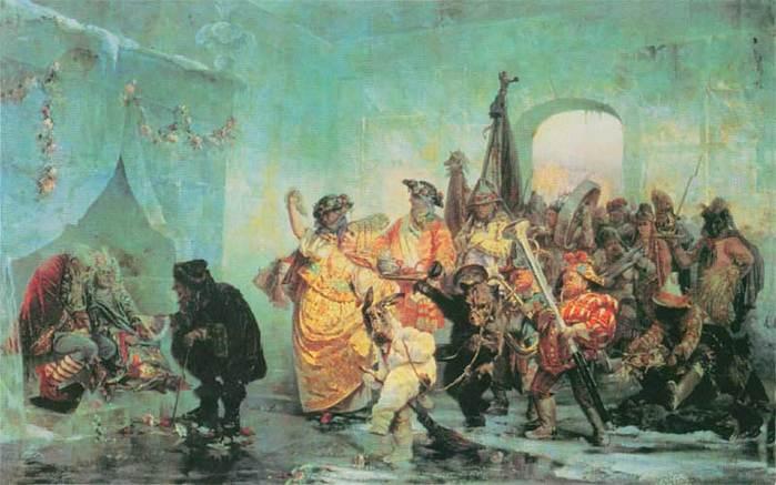 Валерий Яковлевич Якоби  1834-36 - 1902 Ледяной дом 1878.jpg (699x437, 48Kb)