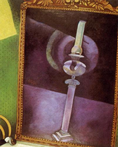 марк шагал Свеча 1915.jpg (402x500, 53Kb)