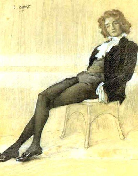 Зинаида Гиппиус 1906.jpg (469x599, 46Kb)