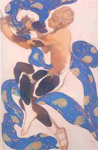 Нижинский в балете Полуденный отдых.jpg (391x599, 47Kb)