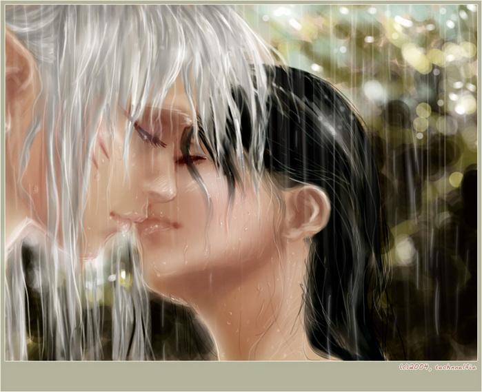 4920306_3958733_In_the_Rain___Inuyasha.jpg (699x569, 154Kb)