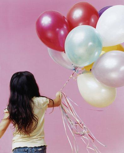 сонник ловит воздушные шары