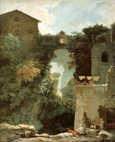 Фрагонар Жан-Оноре  большой каскад в тиволи.jpg (486x600, 65Kb)
