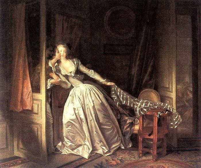 жан оноре фрагонар Поцелуй украдкой 1787-1789.jpg (700x584, 100Kb)