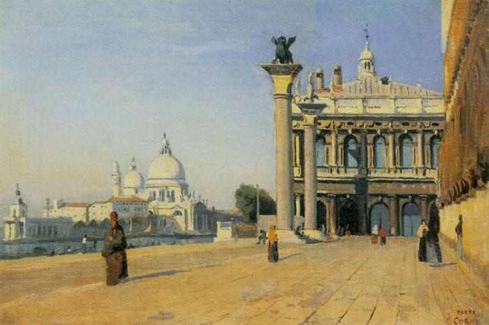 Коро Утро в Венеции 1834.jpg (700x466, 75Kb)