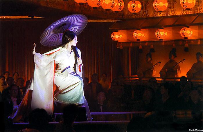 секреты красоты великих женщин гейша