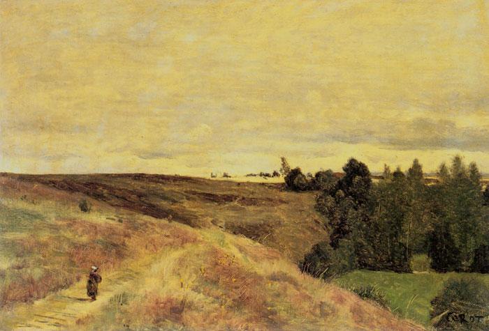 Холмы с вереском у Вимутье 1855-60 Коро.jpg (700x475, 81Kb)