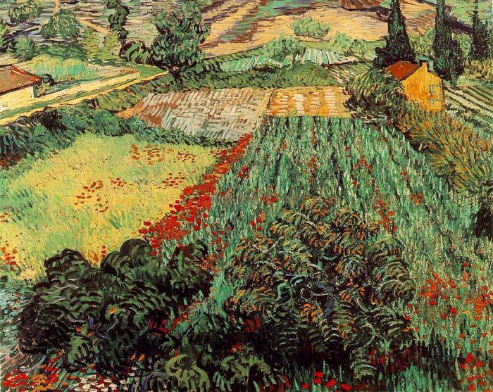Винсент Ван Гог поле с маками 1889.jpg (700x557, 150Kb)