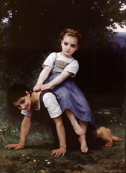 La bourrique. бугро 1884.jpg (412x567, 42Kb)