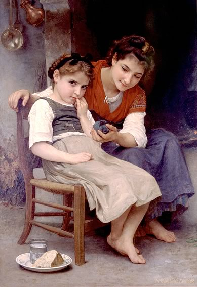 Petite boudeuse. бугро 1888.jpg (389x567, 48Kb)