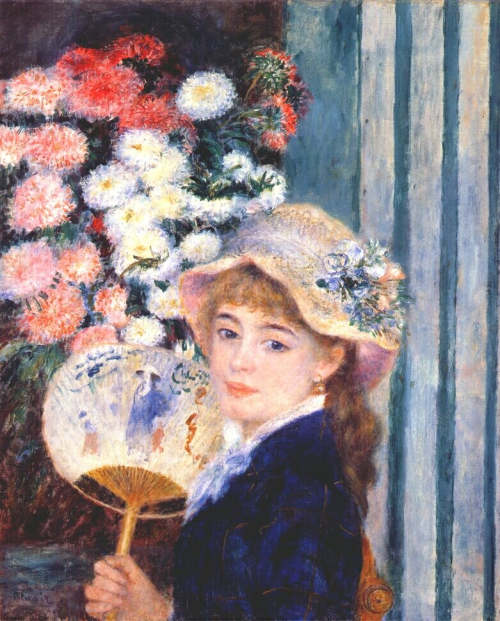 renoir Girl With a Fan.jpg (500x621, 61Kb)